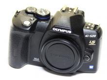 Aparat Olympus E-520