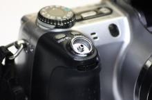 Uszkodzony spust migawki w aparacie Sony